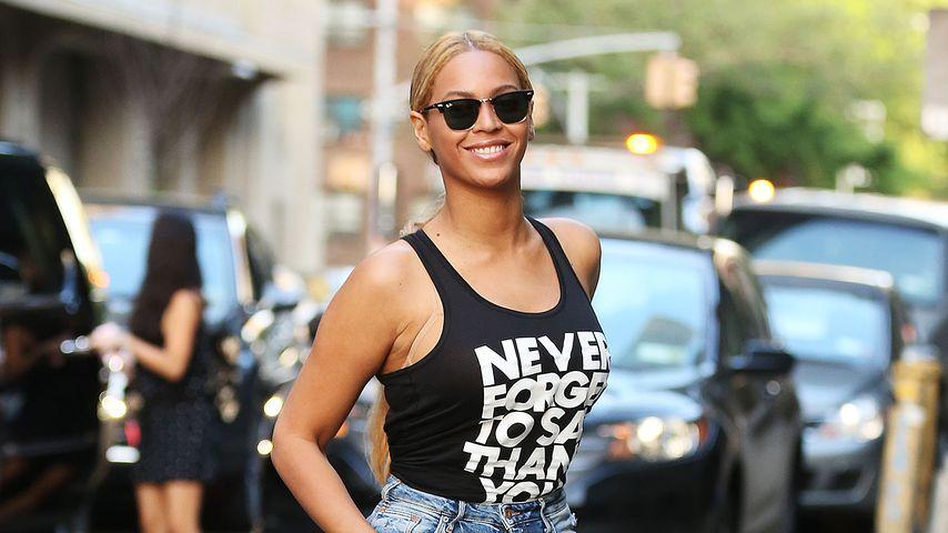 Hallöchen Popöchen! Beyoncé trägt sexy Knackpo-Jeans