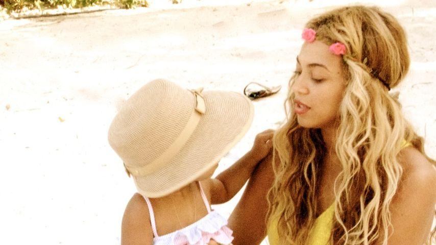 Intime Fotos: Beyoncé und Blue Ivy im Traum-Urlaub