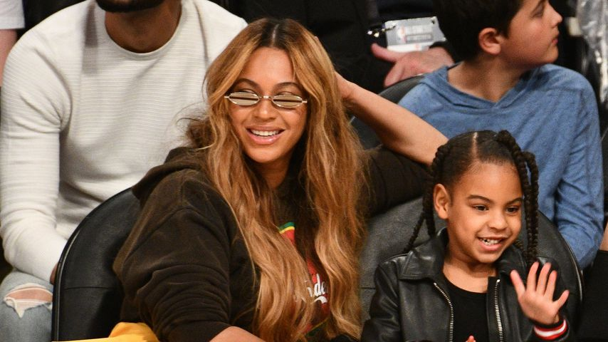 Fans begeistert: Blue Ivy singt auf neuen Songs mit Beyoncé