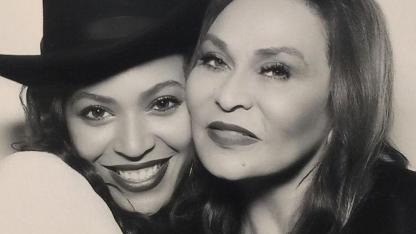 Beyonce und Tina Knowles