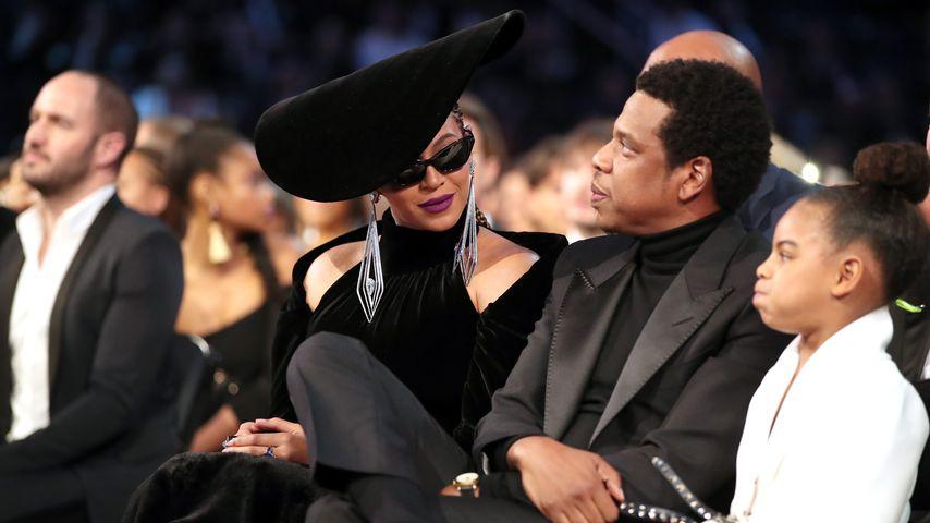 Beyonce und Jay-Z in New York