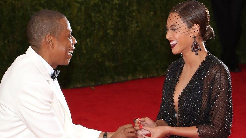 Beyoncé Knowles und Jay-Z