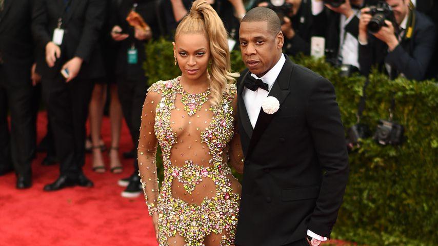 Beyoncé und Jay-Z im Mai 2015