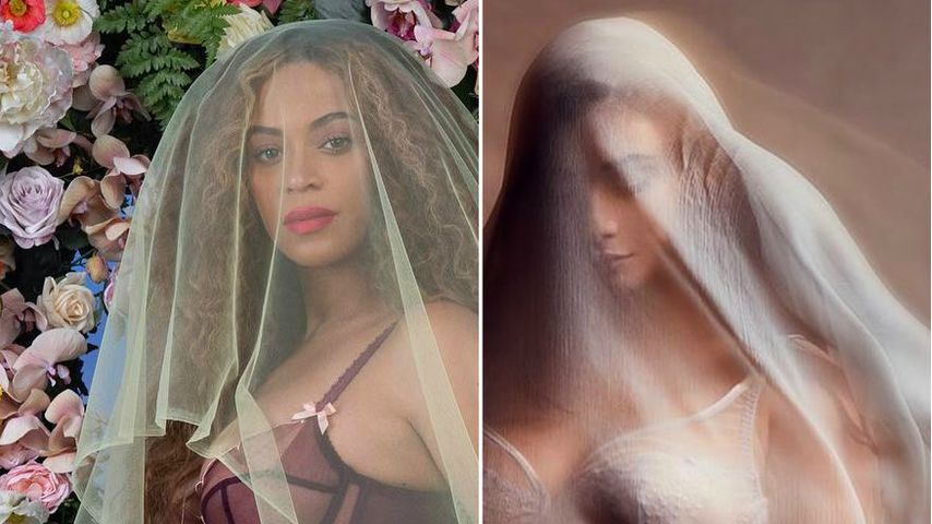 Wie Beyoncé: Paola Maria begeistert mit Babybauch-Pic