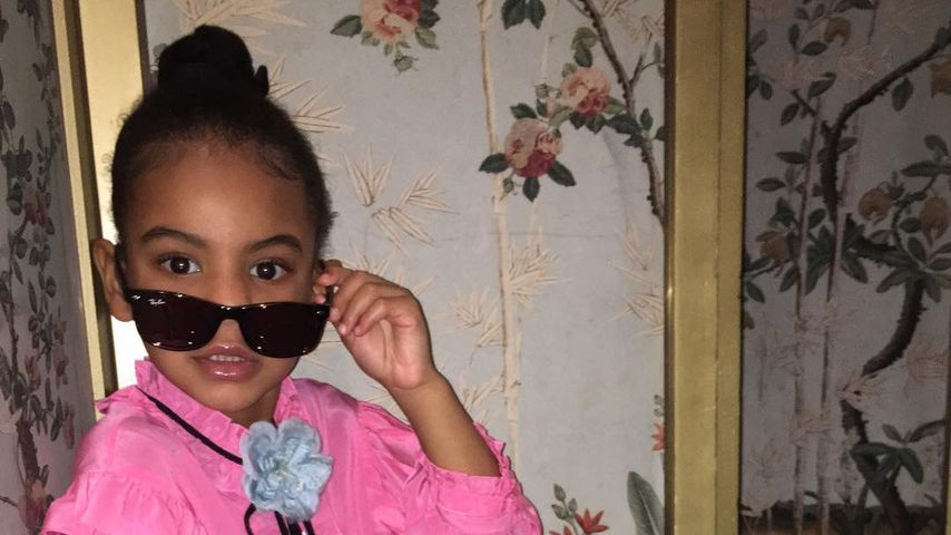 Wie süß! Beyoncés Tochter Blue Ivy posiert als Mini-Model