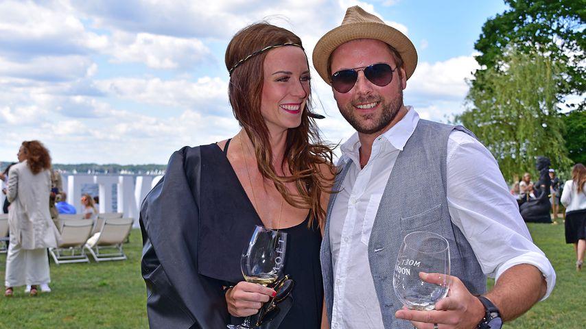 Bianca Bos und Felix von Jascheroff im Juni 2017