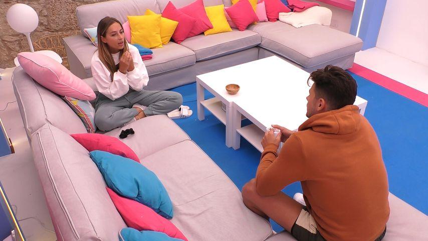 """Bianca und Adriano bei """"Love Island"""""""