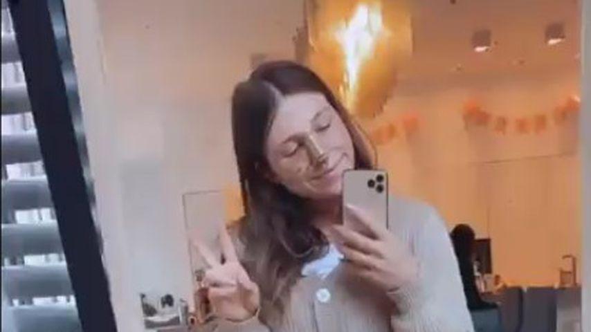 Bibi Claßen nach Nasen-OP