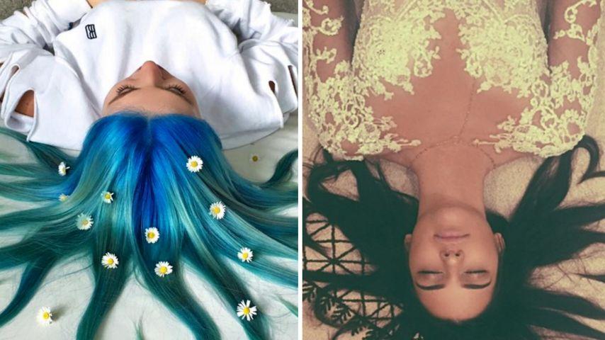 Herz-Haare: YouTube-Bibi ahmt Kendall Jenner nach