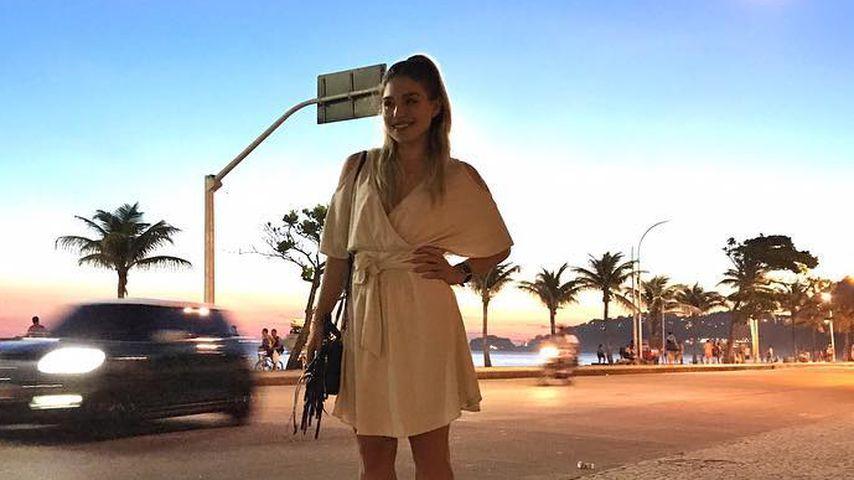 Bibi Heinicke in Rio de Janeiro