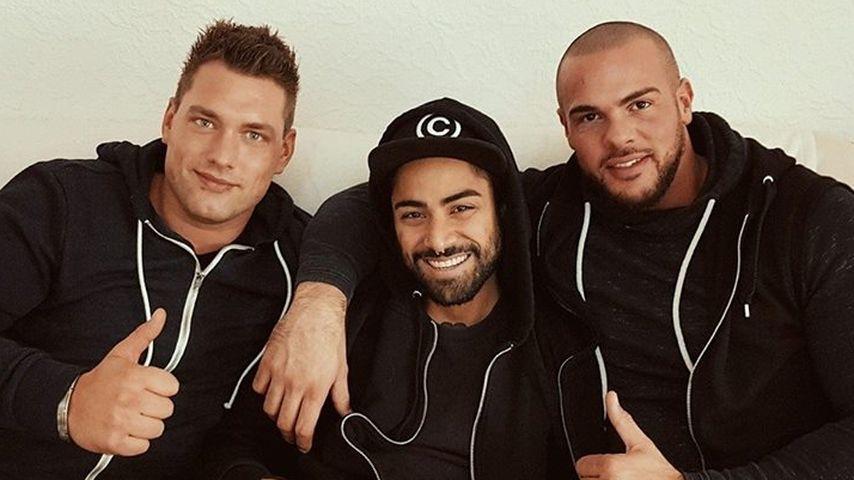 "BB-Reunion: Kevin, Manuel & Atchi gehen auf ""Disco-Tour""!"