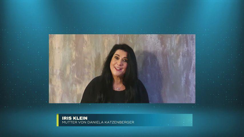 """""""Big Brother""""-Videogruß von Iris Klein"""