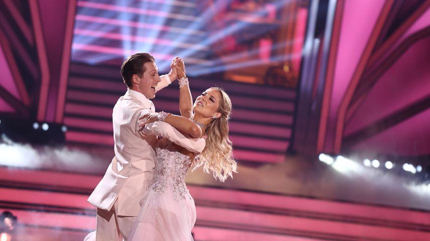 """Bild: Valentin Lusin und Valentina Pahde bei """"Let's Dance"""""""