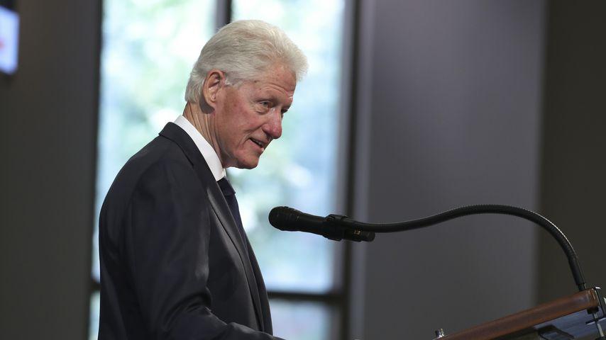 Bill Clinton im Jahr 2020