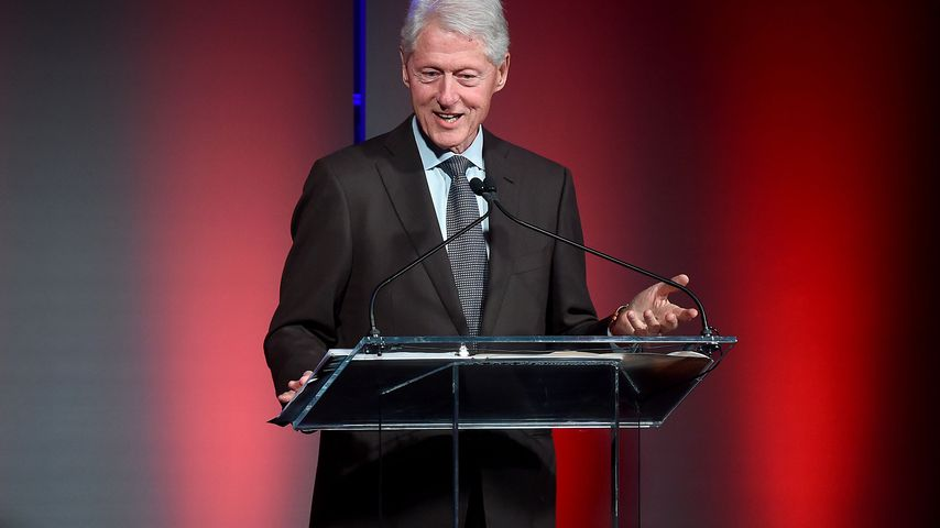 Bill Clinton auf einer Gala in NYC im September 2019