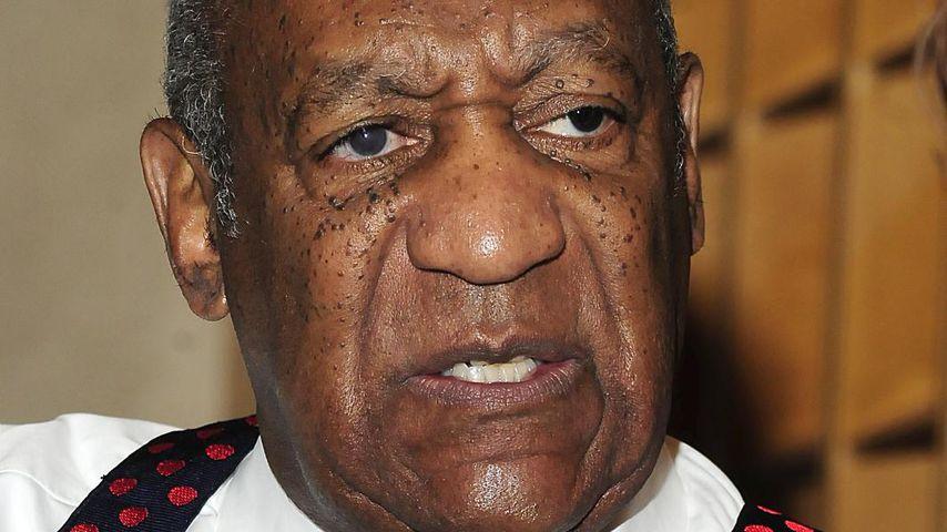 Nach Urteil: Bill Cosbys Walk-of-Fame-Stern verunstaltet!