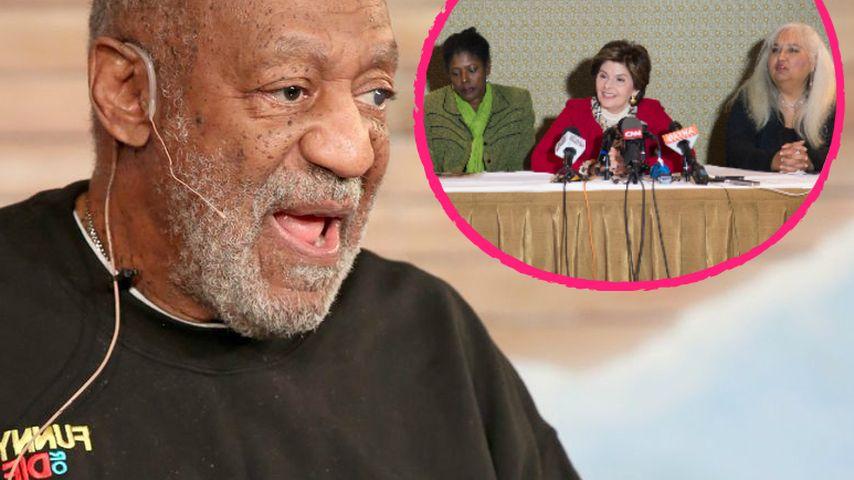 Bill Cosby: Neue Anschuldigungen im Vergewaltigungs-Skandal