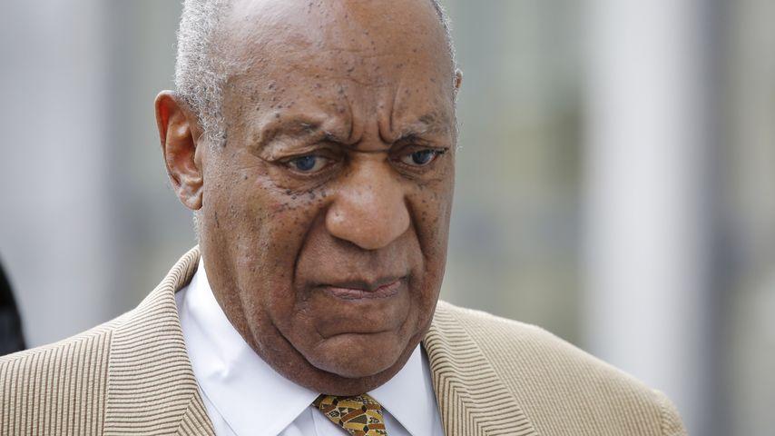 Sex-Prozess-Strategie: Bill Cosby setzt auf schlechte Augen!