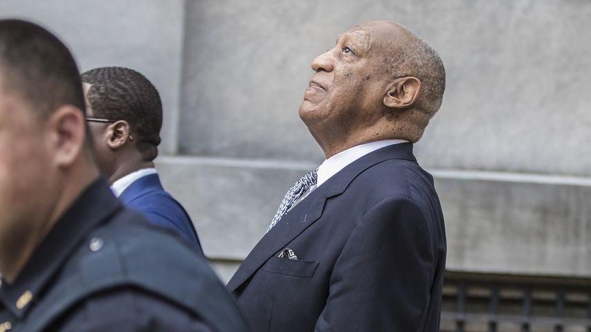 Bill Cosby vor einer gerichtlichen Anhörung