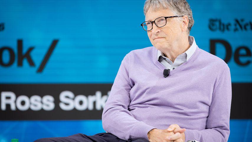 Bill Gates bei einem Event in NYC im November 2019