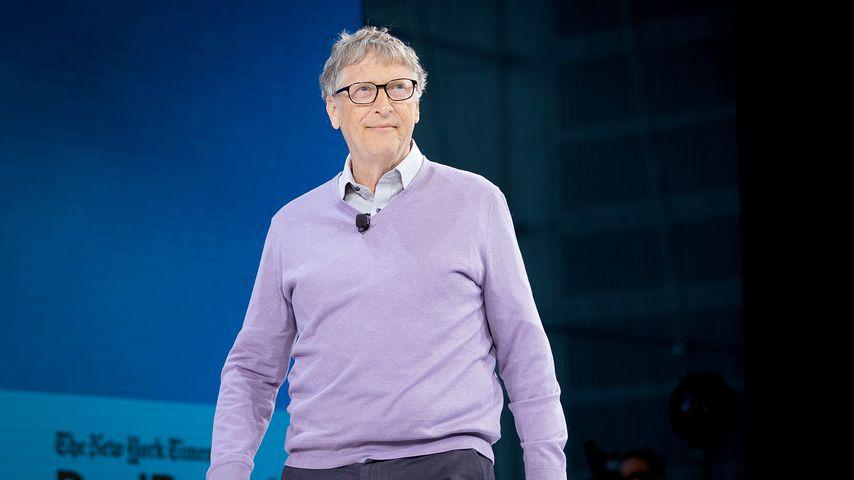 Bill Gates im November 2019 in New York City