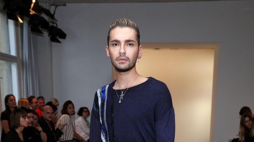 Bill Kaulitz bei der Berlin Fashion Week 2018