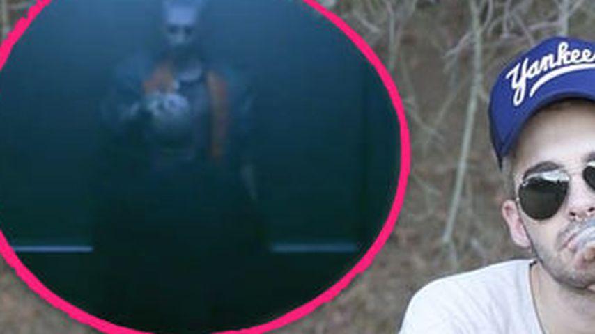 Musikclip: Bill Kaulitz macht's mit Kerl im Aufzug