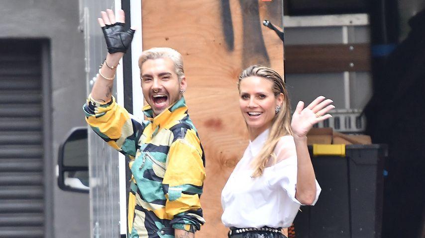 Freundin kaulitz Bill Kaulitz
