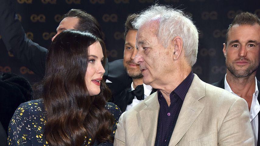 """Liv Tyler und Bill Murray bei der """"GQ Männer des Jahres"""" Award-Gala in Berlin 2016"""