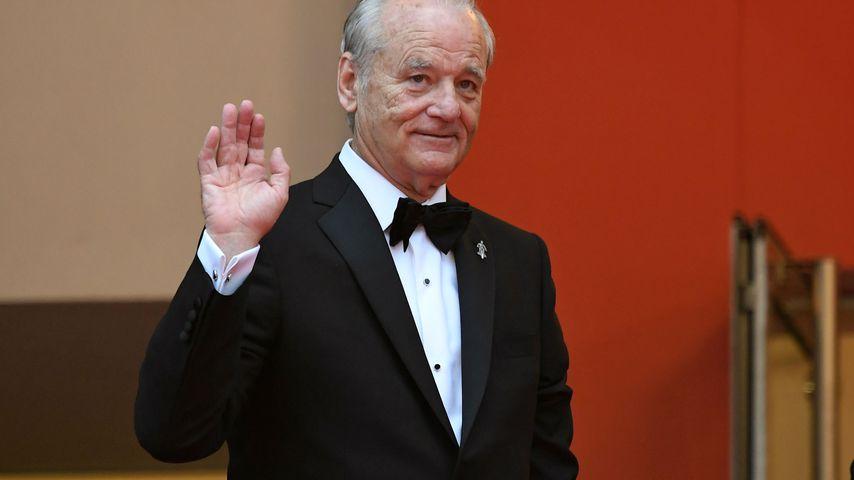 """Bill Murray bei einer Vorführung von """"The Dead Don't Die"""" in Cannes im Mai 2019"""