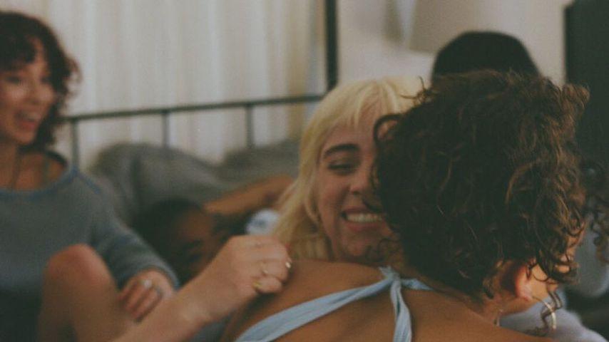 Billie Eilish in ihrem Musikvideo