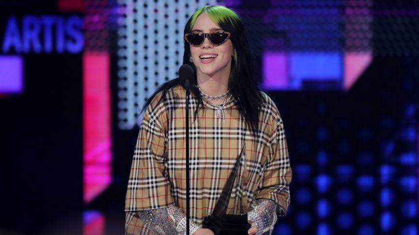 Billie Eilish bei den American Music Awards 2019