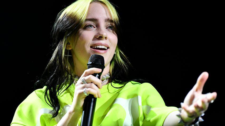 Billie Eilish im Januar 2020