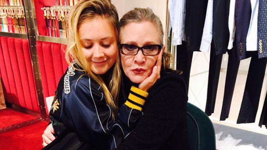 Nach Drogen-Autopsie: Jetzt reagiert Carrie Fishers Tochter!
