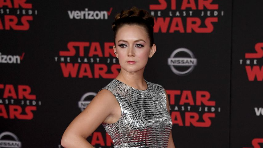"""1 Jahr nach Carries Tod: Tochter auf """"Star Wars""""-Premiere"""