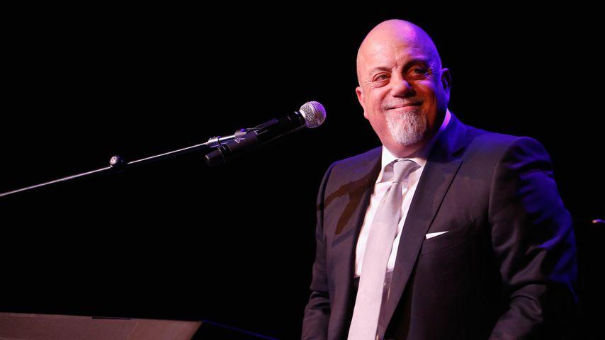 Jetzt Vater von 3 Töchtern: Billy Joels (68) Baby ist da!