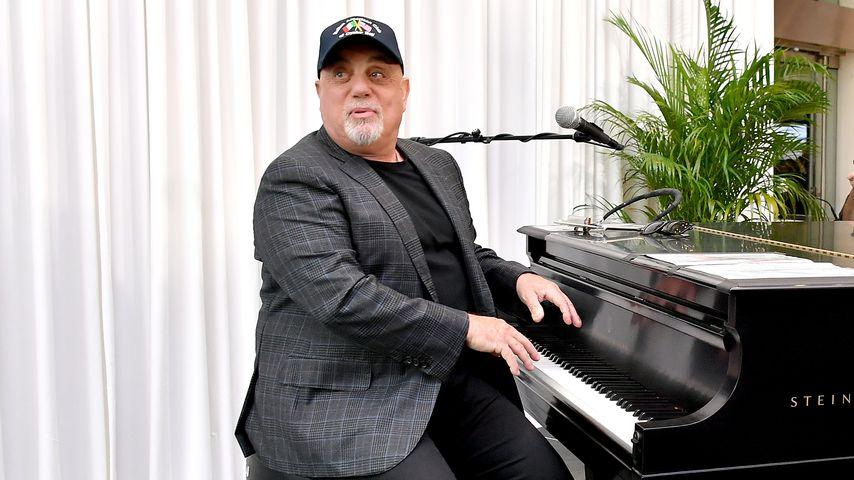 Motorräder demoliert: Bei Billy Joel wurde eingebrochen!