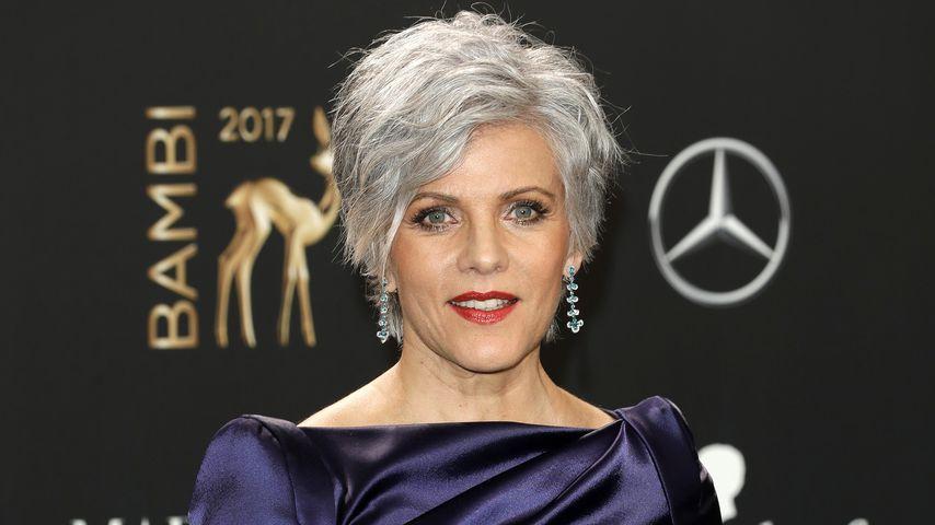 Birgit Schrowange bei der Bambi-Verleihung 2017