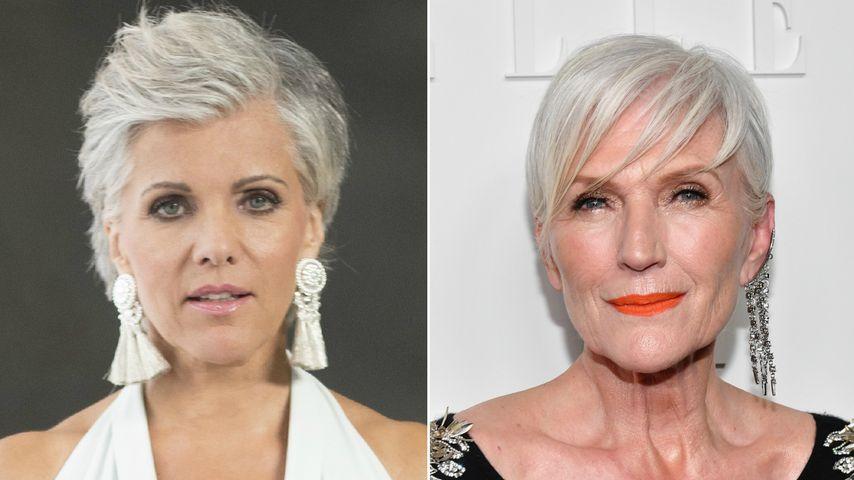 Nach Birgit Schrowange: 1. Grey-Granny (69) wird CoverGirl!