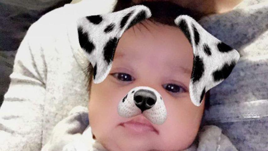 Blac Chyna und Baby Dream Renee Kardashian