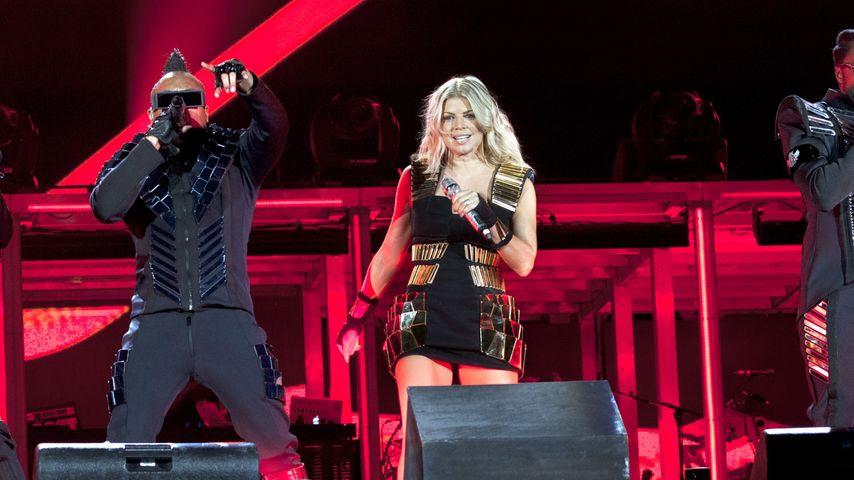 Black Eyed Peas wollen schwangere Fergie ersetzen