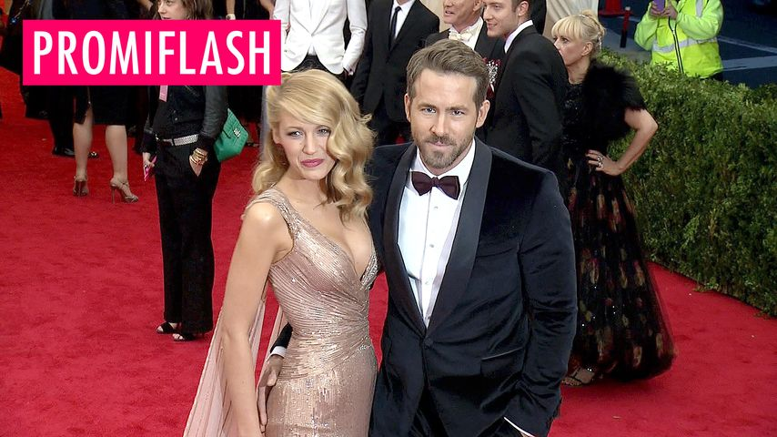 Blake Lively eroberte Ryan Reynolds
