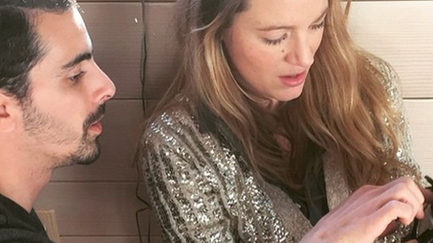 Blake Lively: Sie ist ein schwangerer Workaholic