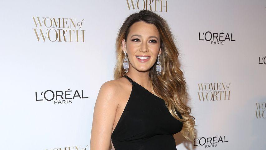So sexy! Blake Lively ist die schönste Schwangere