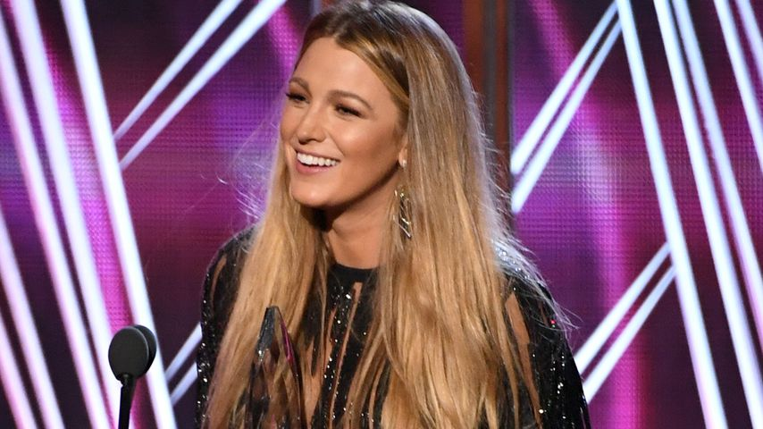 Blake Lively bei den People's Choice Awards 2017 in Los Angeles