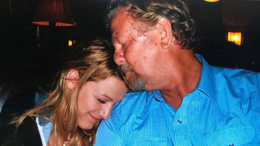 Blake Lively teilt Throwback-Pic mit ihrem verstorbenen Papa