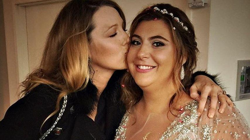 Blake Lively mit ihrer Freundin Jessica Snyder