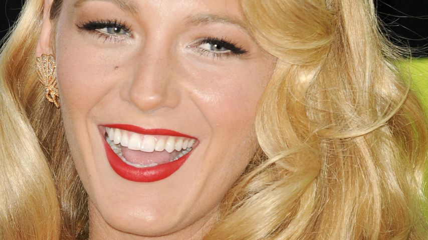 Gossip Girl wird 25! Happy Birthday Blake Lively!