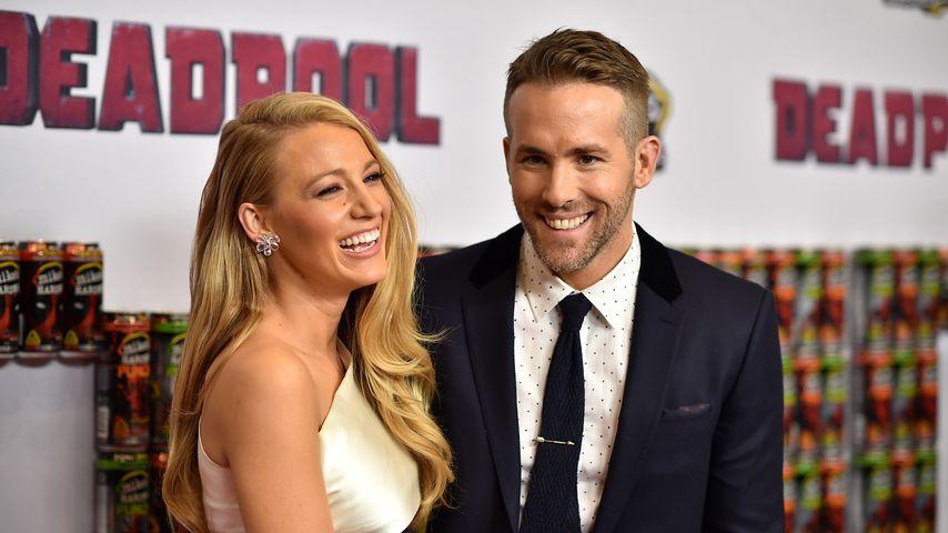 Mega-witzig: Ryan Reynolds ärgert seine Blake mit B-Day-Post