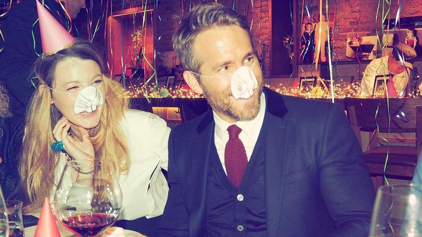 Süßes Paar: Blakes & Ryans Liebe rührt Taylor zu Tränen!